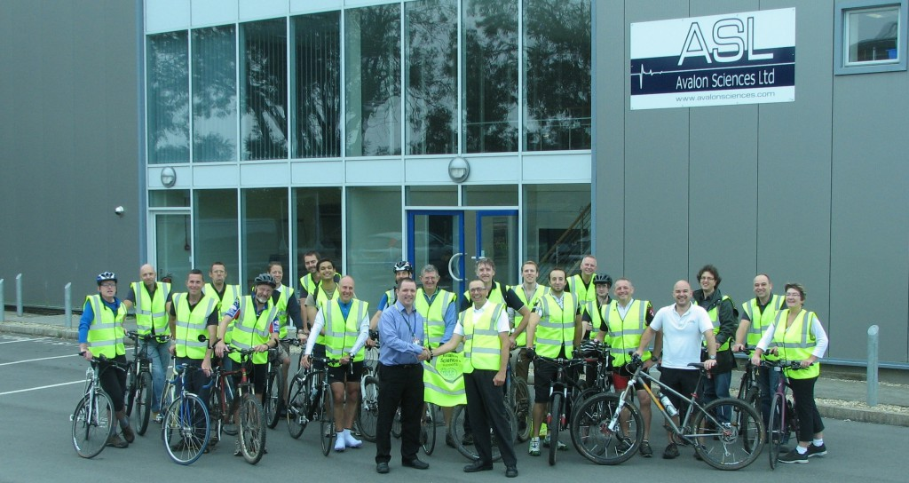 Cycle to Work day 2014